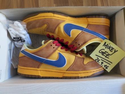 "Nike SB Dunk Low Premium ""New Castle"" US 11.5 - photo 1/8"