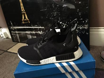 Adidas NMD R1 PK JAPAN UK9 - photo 1/3