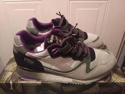 "Sneaker Freaker x Diadora V7000 ""Taipan"" Friends & Family - photo 1/6"