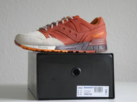 """<strong>Saucony</strong> Grid SD """"Pumpkin Spice"""" - photo 1/3"""