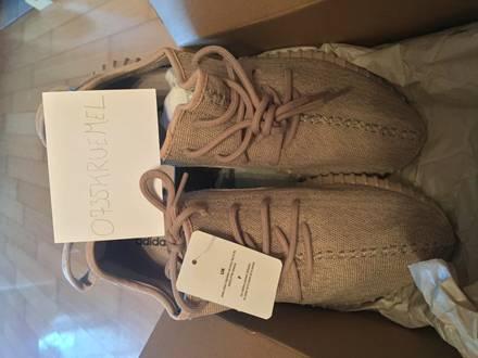 Adidas Yeezy Boost 350 Oxford Tan 100% LEGIT - photo 1/6