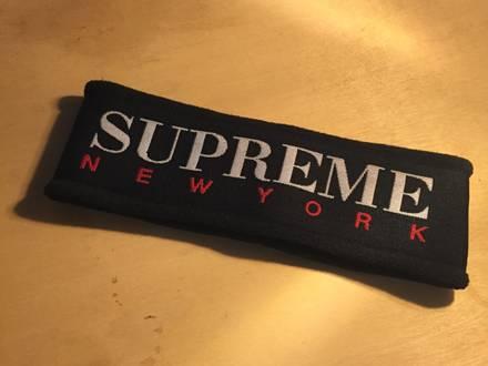 Supreme Headband Black Winter2016 - photo 1/3