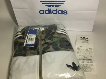 Adidas x Bape firebird jacket Large - photo 1/3