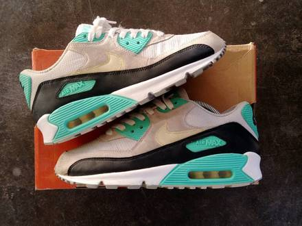 Nike Air Max 90 Mint 2009 / US 9,5 WMNS / UK 7 / EU 41 / CM 26,5 - photo 1/3
