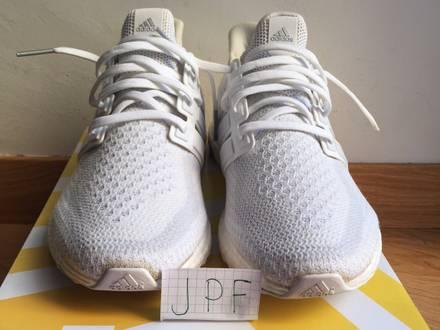 <strong>Adidas</strong> <strong>Ultra</strong> <strong>Boost</strong> <strong>triple</strong> <strong>white</strong> 2.0 - photo 1/3