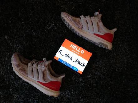Adidas Ultra Boost Multicolor US 9.5 - photo 1/5