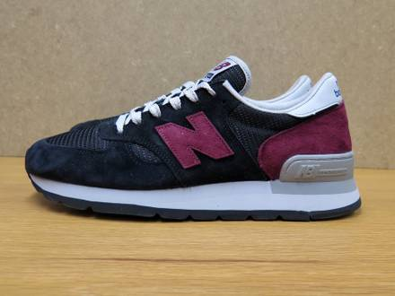<strong>New</strong> <strong>Balance</strong> <strong>990</strong> Made In USA 'Connoisseurs Pack' UK 10 US 10.5 EU 44.5 - photo 1/3
