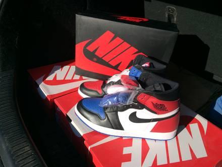 Nike Air Jordan 1 Retro Top3 - photo 1/6