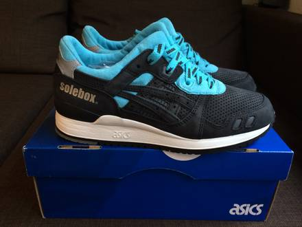 Asics X Solebox Carpender Bee US7,5 - photo 1/3