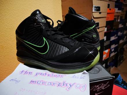 Nike Air Max Lebron VII 7 Dunkman US 9 EU 42.5 - photo 1/6