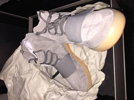 Adidas Yeezy 750 Boost Grey Gum - photo 1/4