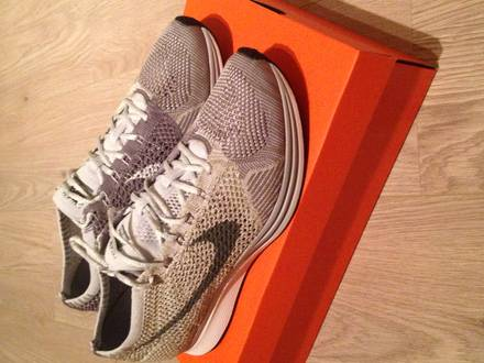 Nike flyknit racer - photo 1/4