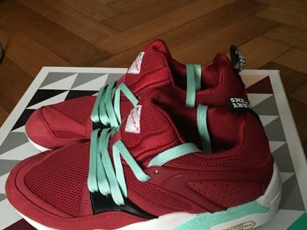 "Puma x Packer x Sneakerfreaker ""<strong>Bloodbath</strong>"" Blaze of Glory - photo 1/5"