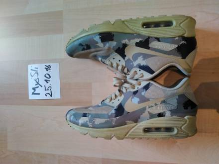 Nike Air Max AM 90 Hyperfused Camo Italy - photo 3/5