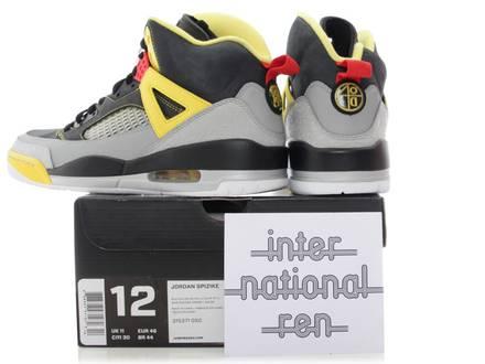 "Nike Air Jordan Spizike ""3M"" - photo 1/8"