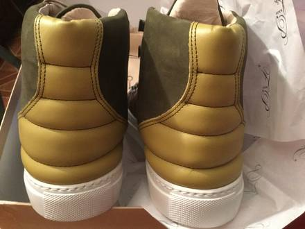 Filling Pieces Moutain Boot Trainer Hi - photo 2/3