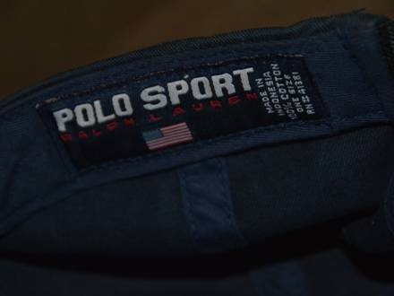 Polo Sport Cap - photo 1/3