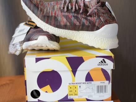 Adidas ultra boost x ronnie fieg kith yeezy nmd nike - photo 1/4