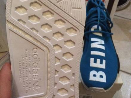 Adidas Human race x Pharrell - photo 1/6