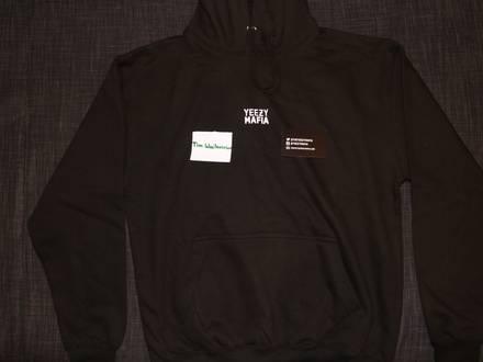 Yeezy Mafia hoodie size L - photo 1/4