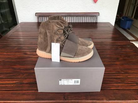 Adidas yeezy boost 750 chocolate - photo 1/4