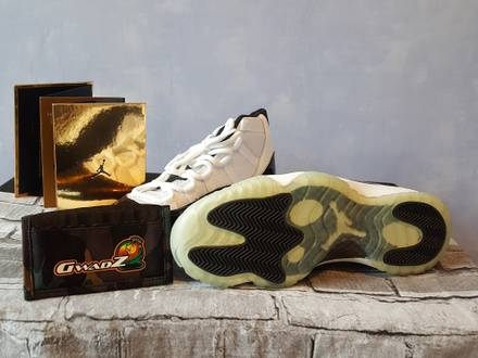 DS Nike Air Jordan 2006 XI/VI 11 6 DMP Defining Moments Pack SIZE 8.5 - photo 1/8