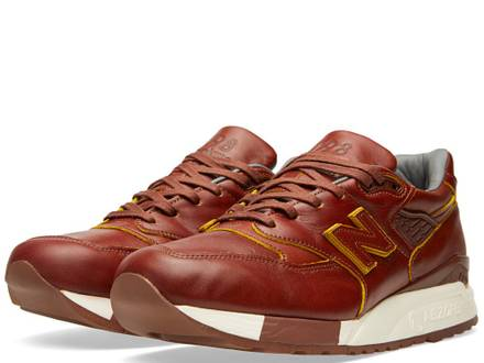 NEW BALANCE X HORWEEN M998DW - MADE IN THE USA - photo 1/5