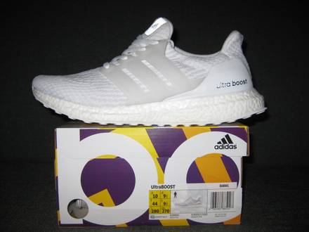Adidas Ultra Boost 3.0 'Triple White' Release Date