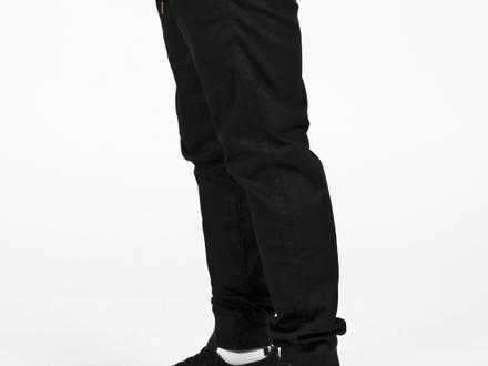 REFLEX RIB PANT Black - photo 1/3