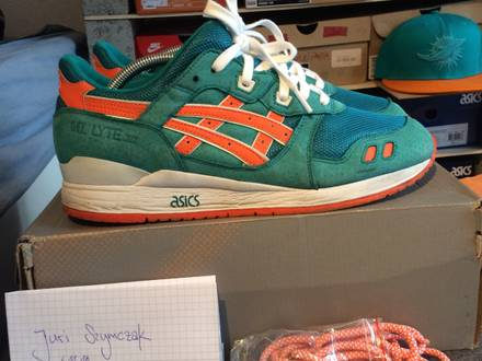 Asics x Ronnie Fieg Miami US 10,5 - photo 1/3