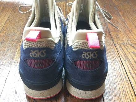 Asics Gel Lyte 3 MT India Ink - photo 1/3