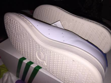 *MAKE OFFERS - CONTACT ME* - ULTRA RARE ADIDAS STAN SMITH COLETTE 7.5 8 41 1/3 YEEZY - photo 3/8