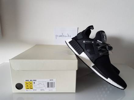 Mastermind Japan x <strong>Adidas</strong> <strong>NMD</strong> <strong>XR1</strong> - photo 1/3