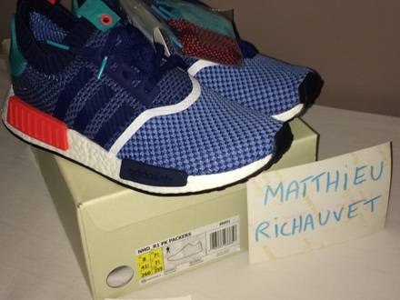 NMD Packer Shoes DS 8US - photo 1/3