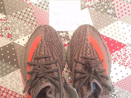 Adidas Yeezy Boost 350 V2 US6 New in Box - photo 3/5