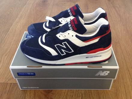 "New Balance M 997 CYON ""Made in USA"" Explore by Air UK7 EU40.5 - photo 1/3"