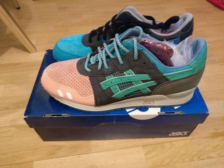 Asics Gel lyte III Ronnie Fieg Kith 'Homage' WTF - photo 1/5