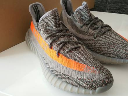 adidas Yeezy Boost 350 v2 Beluga - photo 1/4