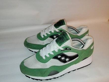 <strong>SAUCONY</strong> shadow 6000    summer pack    2009    US9 - photo 1/8