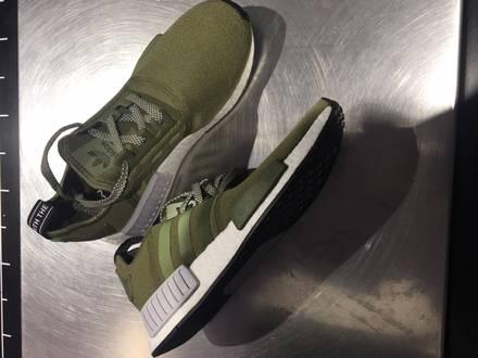 adidas nmd x footlocker olive (EU exclusive) - photo 1/6