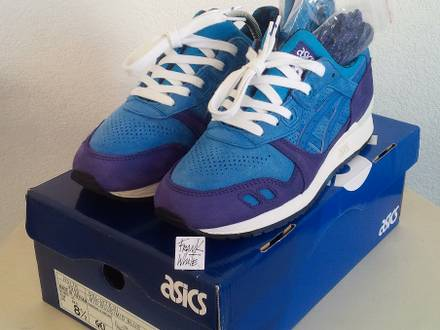 Asics Gel Lyte III 3 Hanon Solstice - US8.5 - Og Box and Extra Laces - photo 1/6