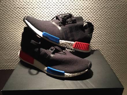 adidas NMD R1 PK OG, black, S79168, EU: 43 1/3, US: 9,5 - photo 1/7