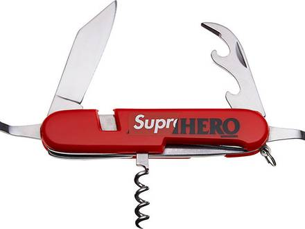 Supreme x AntiHero Hobo Tool Knife Set SS14 - photo 1/5