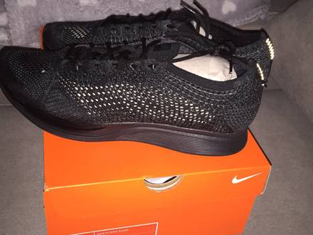 Nike Flyknit Racer Midnight UK9 EU44 - photo 1/3