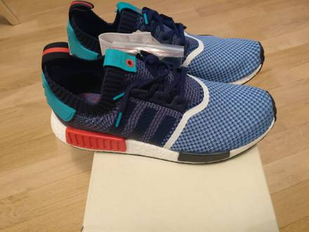 Adidas NMD R1 PK Packers - photo 1/5