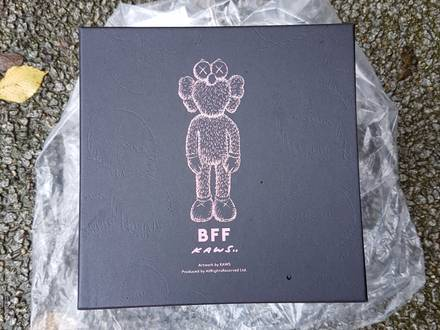 Kaws BFF Plush Toy companion - photo 1/4