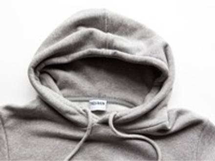 Trés Bien Merch Hoodie Grey Size M Medium - photo 1/3