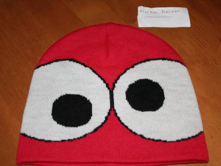 """2008 Alife x Kangol """"Bugged"""" Beanies Color Red - photo 1/3"""