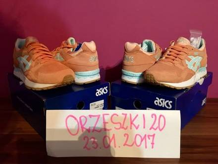 Asics Gel Lyte V Coral Reef/Clear Water - photo 1/3