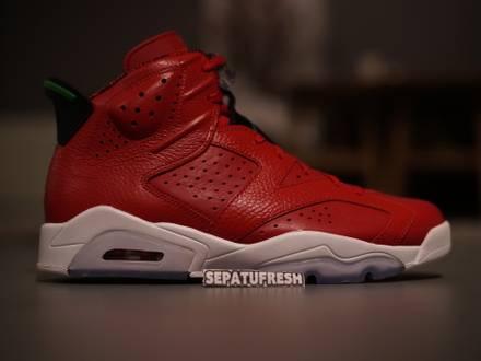 Nike Air Jordan 6 Spizike History of Jordan DS - photo 1/6